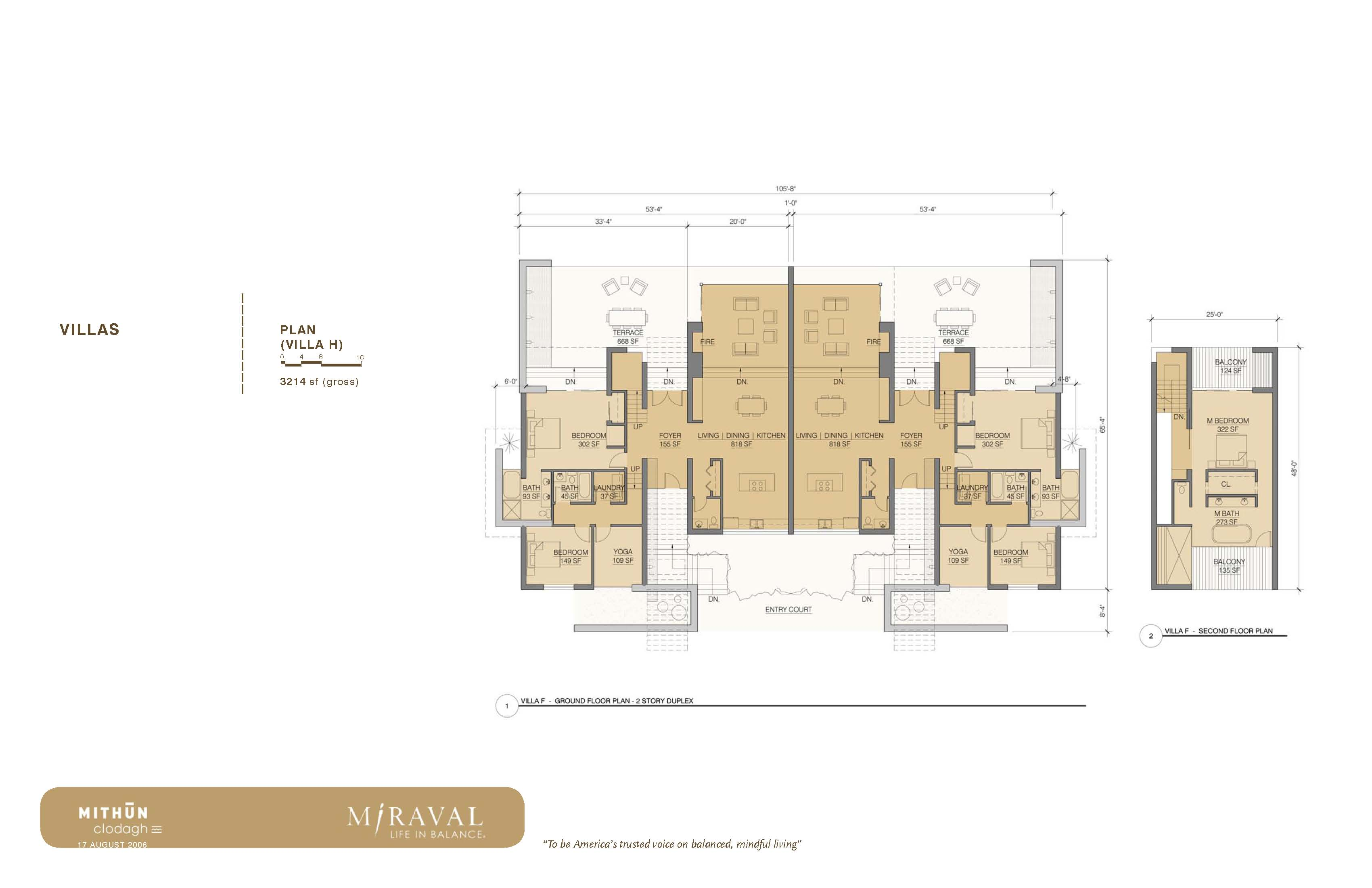 Design & Construction Management And Budgeting, Miraval