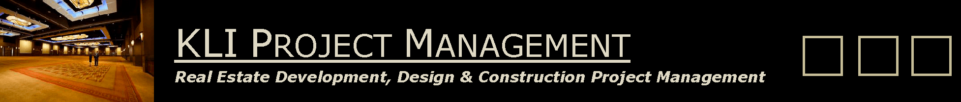 KLI Companies - Real Estate Project Management
